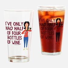 Bob's Burgers Wine Drinking Glass
