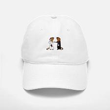 Funny Otter Wedding Baseball Baseball Cap