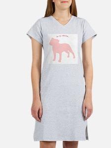 Unique Bull dog Women's Nightshirt
