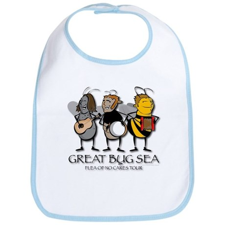 GREAT BUG SEA TOUR Bib