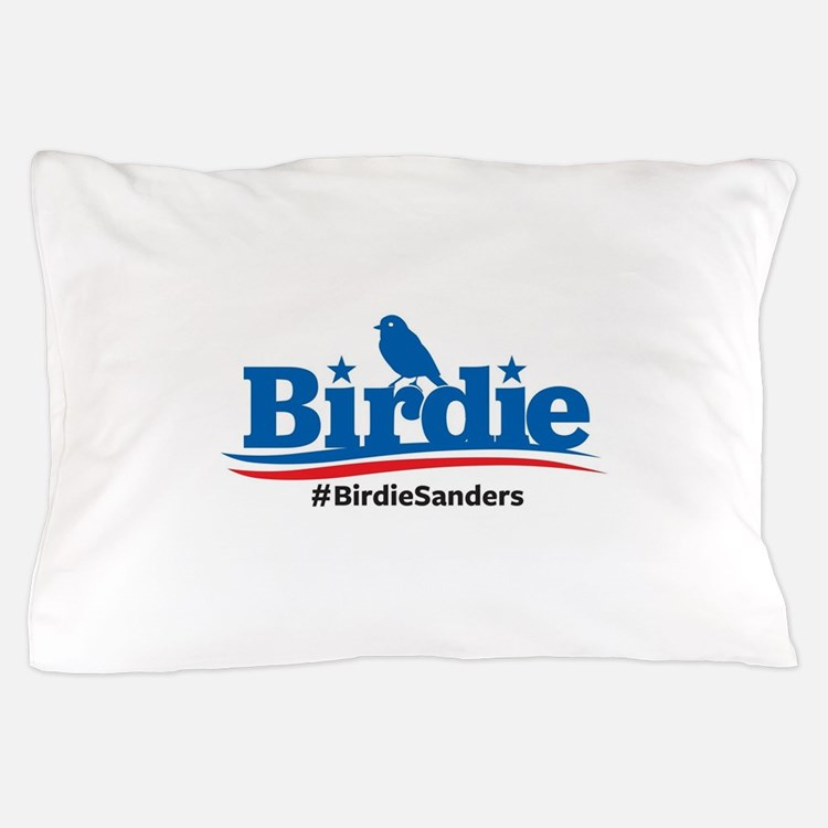 Birdie Sanders Pillow Case