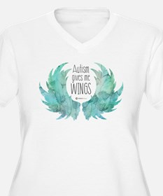 Autism Wings (CC) T-Shirt