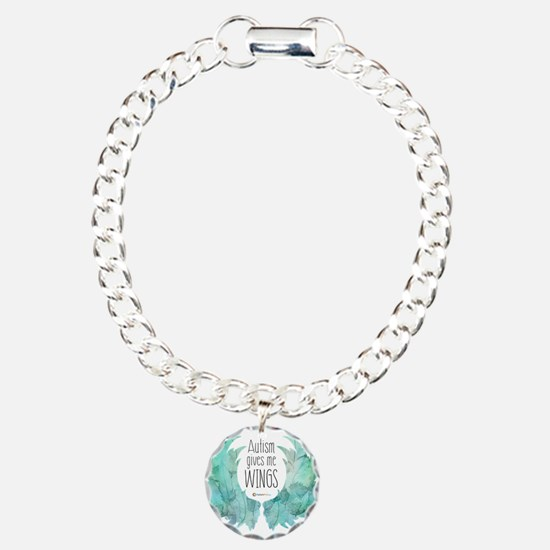 Autism Wings (CC) Bracelet