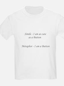 Poetic Baby T-Shirt