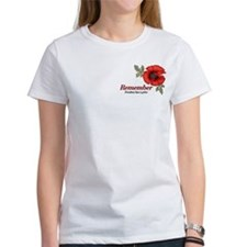 Remember Poppy Tee