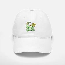 Flower Frog Baseball Baseball Cap