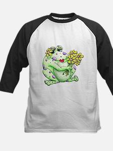 Flower Frog Baseball Jersey