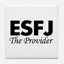 ESFJ | The Provider Tile Coaster