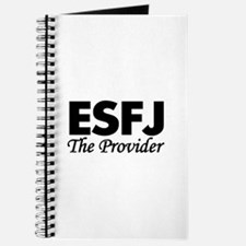 ESFJ   The Provider Journal