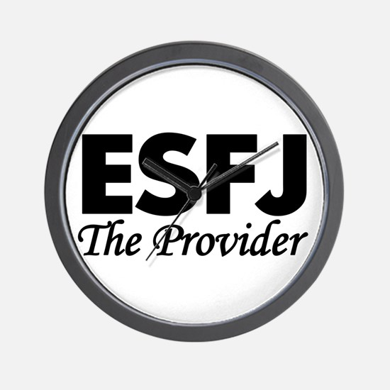 ESFJ | The Provider Wall Clock