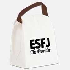 ESFJ | The Provider Canvas Lunch Bag