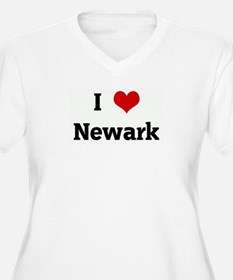 I Love Newark T-Shirt