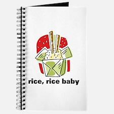 Rice Rice Baby Journal
