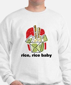 Rice Rice Baby Sweatshirt