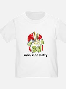 Rice Rice Baby T