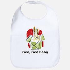 Rice Rice Baby Bib