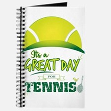 It's a Great Day For Tennis Journal