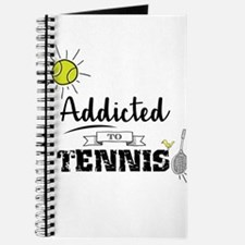 Addicted To Tennis Journal