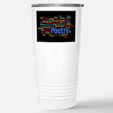 Funny Poetry Travel Mug