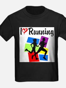 I LOVE RUNNING T-Shirt