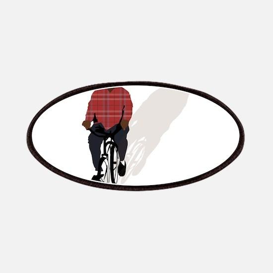 gangsta bike Patch