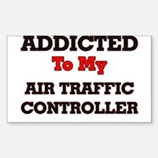 Addicted to my Air Traffic Controller Decal