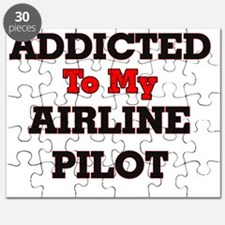 Addicted to my Airline Pilot Puzzle