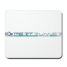 Expert Runner 01 Mousepad