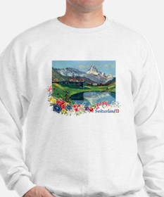 Swiss Beauty Sweatshirt