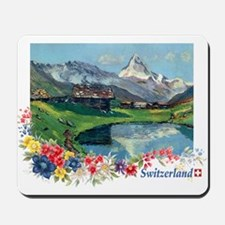 Swiss Beauty Mousepad