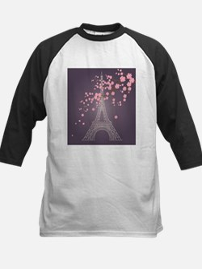 Eiffel Tower Baseball Jersey