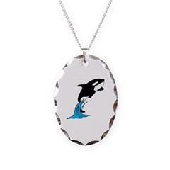 Whale Jewellery Necklace