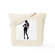 December Girl Tote Bag