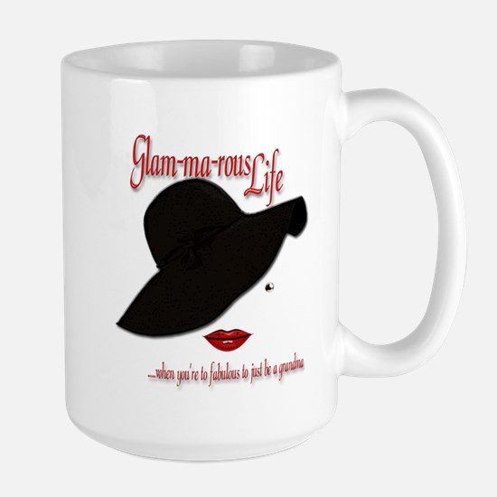 Glam-ma-rous Life Collection Mugs