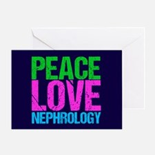 Nephrology Greeting Card
