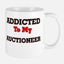 Addicted to my Auctioneer Mugs