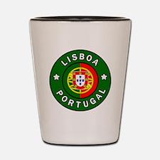 Unique Portugal Shot Glass