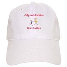 Colby & Grandma - Buddies Baseball Cap