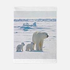 Polar Bears Twin Duvet