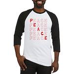 Pro-Peace  Baseball Jersey