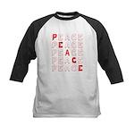 Pro-Peace  Kids Baseball Jersey