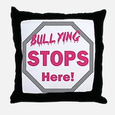 Unique Taylor Throw Pillow