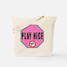 Funny Bully Tote Bag