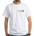 Sacredlife Flowerball White T-Shirt