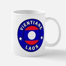Vientiane Laos Mugs