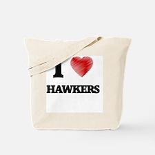 I love Hawkers Tote Bag