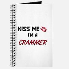 Kiss Me I'm a CRAMMER Journal