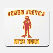 Scuba Steve's Dive Club Mousepad