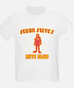 Scuba Steve's Dive Club T-Shirt