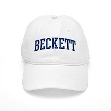 BECKETT design (blue) Baseball Cap